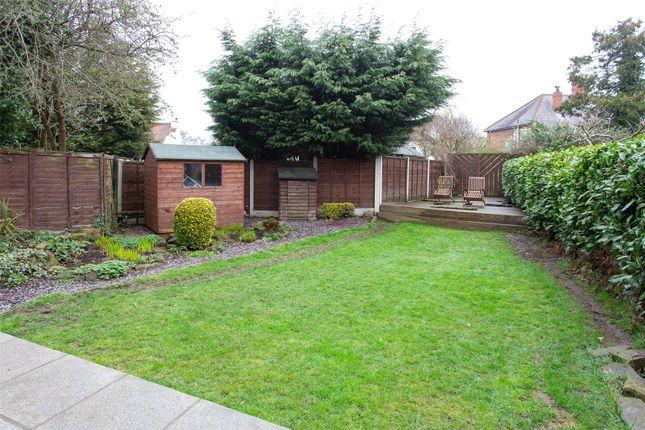 Rear Garden of Wensley Grove, Leeds, West Yorkshire LS7