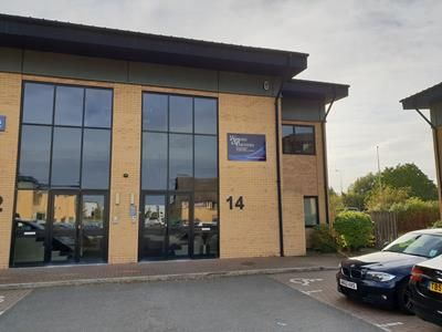 Thumbnail Office for sale in Eaton Court, Colmworth Business Park, St. Neots, Cambridgeshire