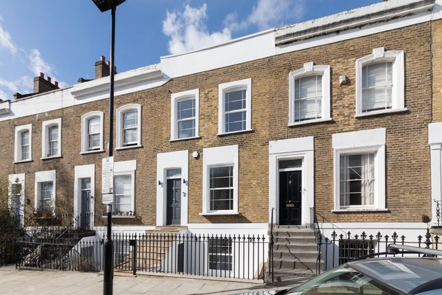 Thumbnail Terraced house for sale in Wolsey Rd, London