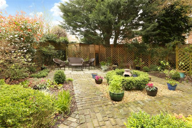 Garden of St. Johns Road, Clifton, Bristol BS8