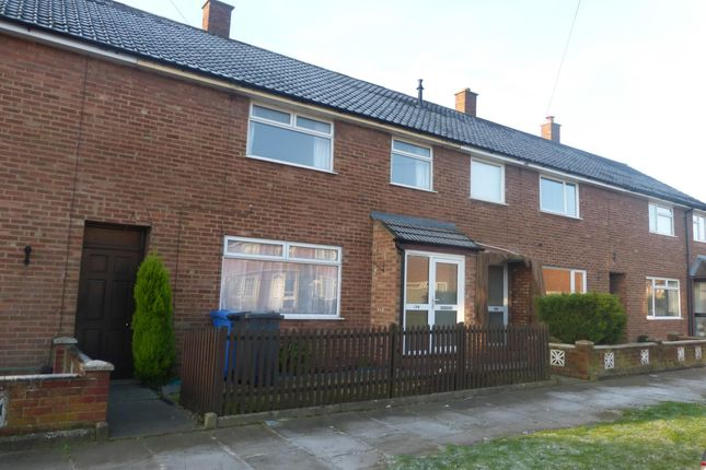 Thumbnail Terraced house to rent in Sheldrake Drive, Ipswich