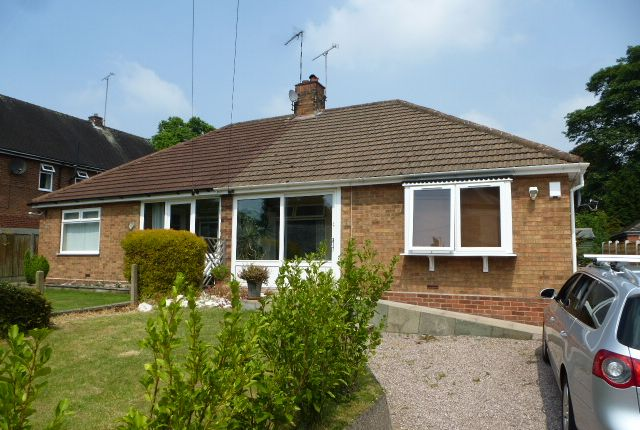 Thumbnail Bungalow to rent in Sandbach Road South, Alsager, Stoke -On-Trent
