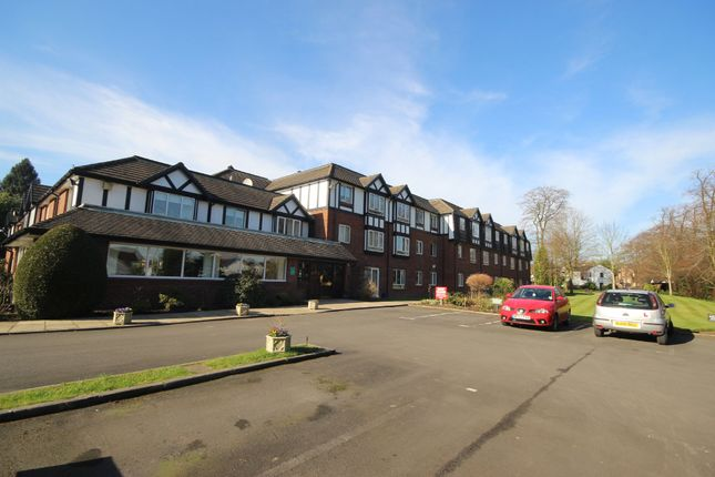 Thumbnail Flat for sale in Elmwood, Off Barton Road, Worsley, Manchester