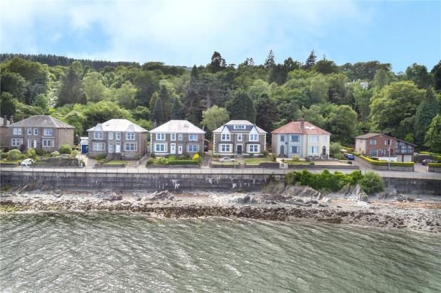 Thumbnail Detached house for sale in Bullwood Road, Dunoon, Argyll And Bute