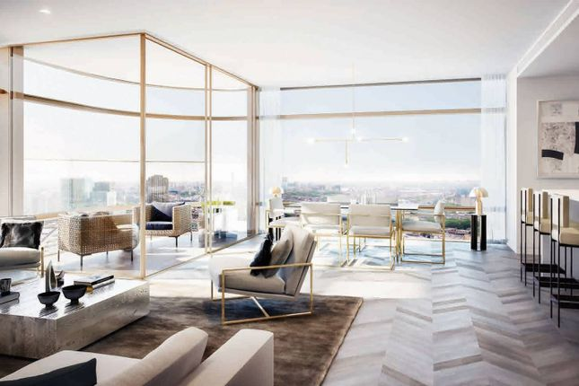 Thumbnail Flat for sale in Penthouse, Worship Street, City, London