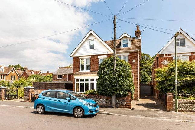 Thumbnail Detached house for sale in Beach Road, Emsworth