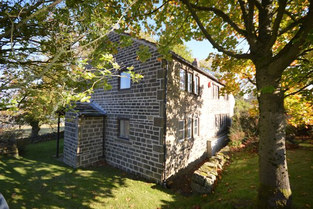 Thumbnail Cottage for sale in Chain Road, Marsden, Huddersfield