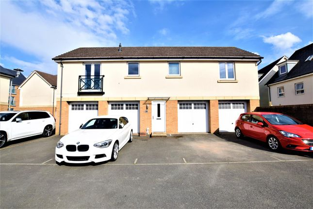 Thumbnail Detached house for sale in Kittiwake Drive, Portishead, Bristol