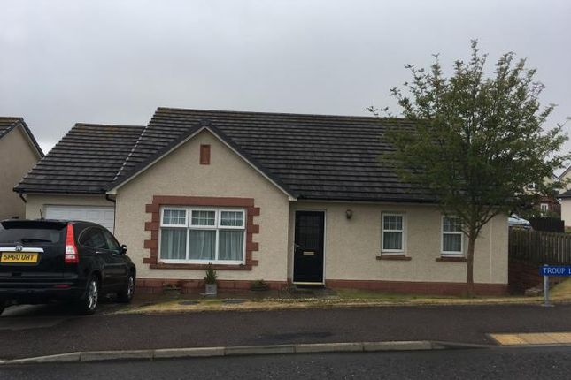 Thumbnail Bungalow to rent in Troup Lane, Laurencekirk