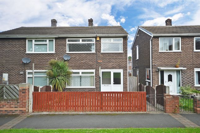 Thumbnail Semi-detached house to rent in Acacia Green, Pontefract