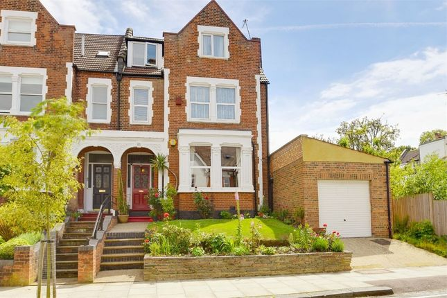 Thumbnail Semi-detached house for sale in Onslow Gardens, Muswell Hill/Highgate Borders, London