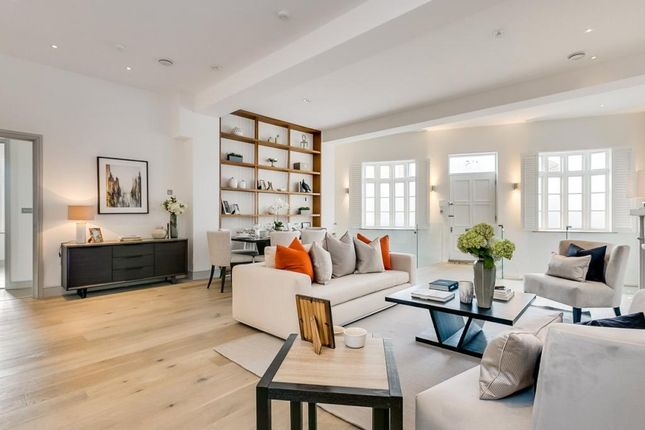 Thumbnail 3 bed flat for sale in Waterford Road, Fulham, London