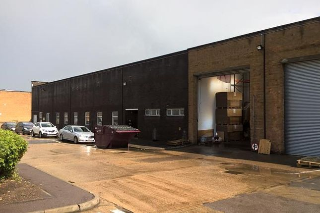 Thumbnail Light industrial to let in Unit 1, International Trading Estate, Boeing Way, Southall, Greater London
