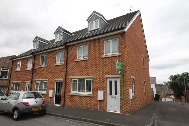 Thumbnail Terraced house to rent in Cleadon Street, Consett