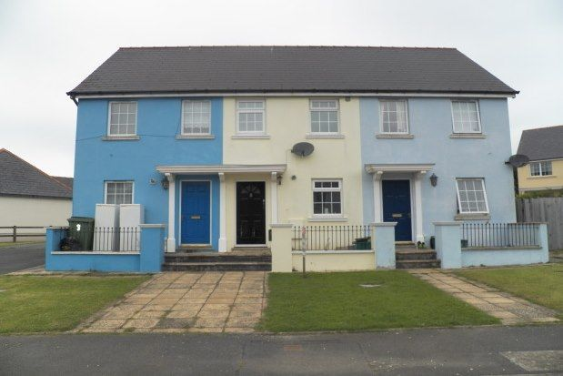 Thumbnail Property to rent in Brookside Avenue, Haverfordwest