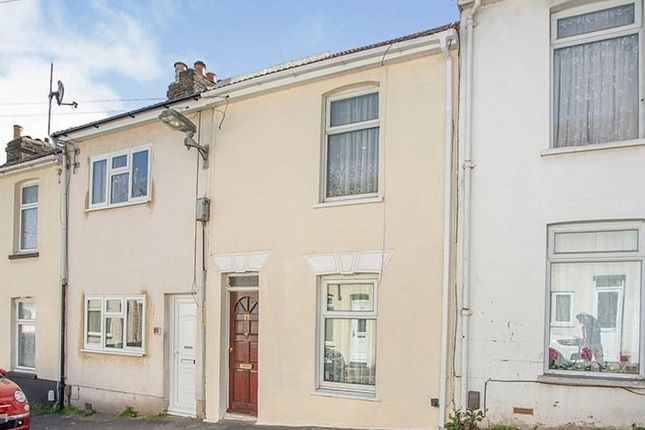2 bed terraced house for sale in Sturla Road, Chatham, Kent ME4