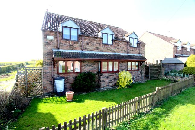 Thumbnail Detached house for sale in Well Lane, Tibthorpe, Driffield