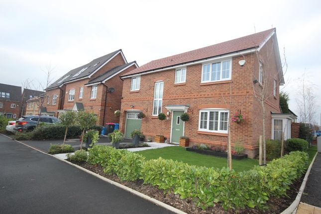 Thumbnail Detached house for sale in Coral Road, Worsley, Manchester