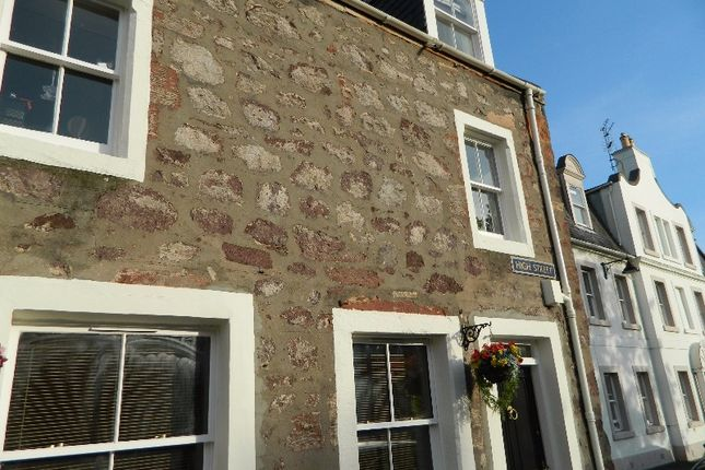 Thumbnail Terraced house to rent in High Street, East Linton, East Lothian