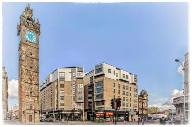 Thumbnail Flat for sale in Gallowgate, Glasgow