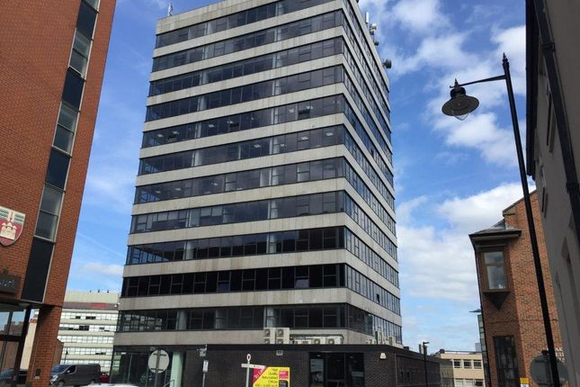 Thumbnail Office to let in Vicar Lane, Sheffield