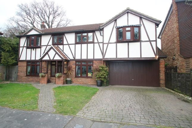 Thumbnail Detached house for sale in Pargeters Hyam, Hockley