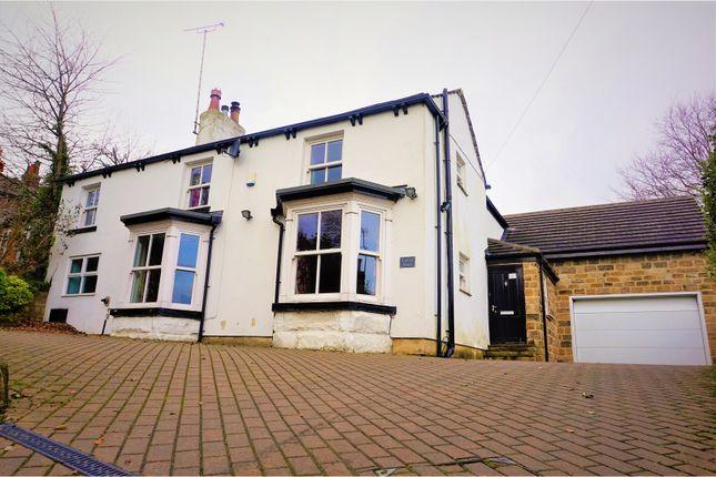 Thumbnail Detached house for sale in Sandhills, Leeds