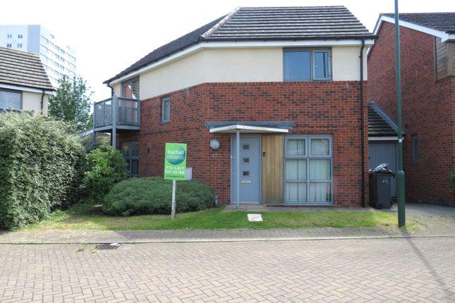 Thumbnail Detached house to rent in Burtons Park Road, Birmingham
