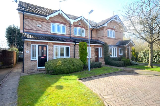 Thumbnail Mews house to rent in Barford Drive, The Villas, Wilmslow