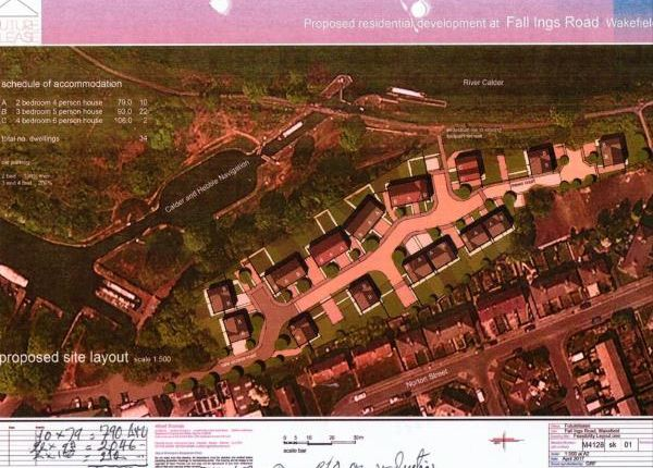 Land for sale in Belle Vue Forge, Fall Ings Road, Wakefield, West Yorkshire