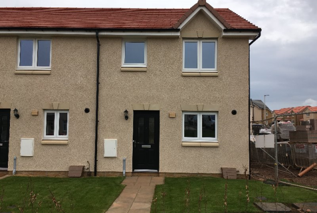 Thumbnail Terraced house to rent in Yosemite Park, Dunbar, East Lothian, 1Fl