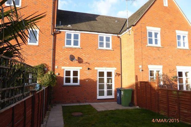 Thumbnail Terraced house to rent in Woodrush Road, Walton Cardiff, Tewkesbury