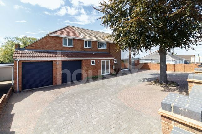 Thumbnail Detached house for sale in Wards Hill Road, Minster On Sea, Sheerness
