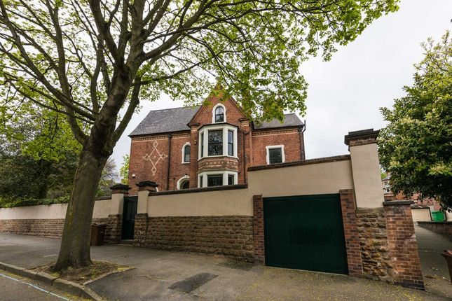 Thumbnail Semi-detached house for sale in Lenton Road, Nottingham