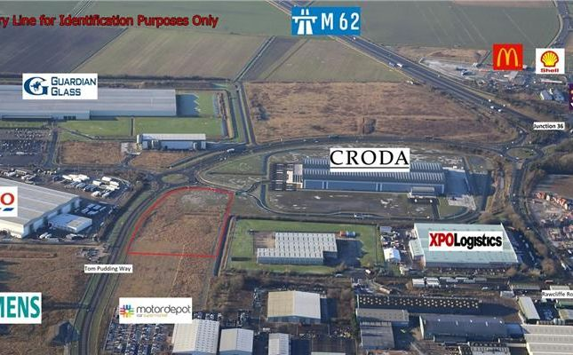 Thumbnail Light industrial for sale in Tom Pudding Way, Goole, East Riding Of Yorkshire