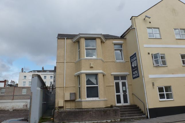 Thumbnail End terrace house for sale in Armada Street, North Hill, Plymouth