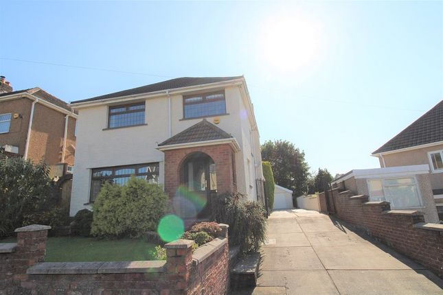 Thumbnail Detached house for sale in Chestnut Road, Neath, Neath Port Talbot.