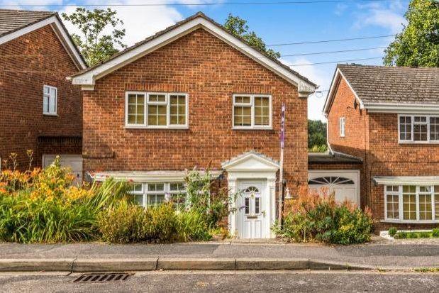 Thumbnail Detached house to rent in Pallant Gardens, Wallington, Fareham