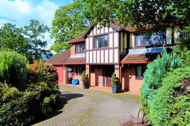 Thumbnail Detached house to rent in Tudor Woods, Llanyravon, Cwmbran