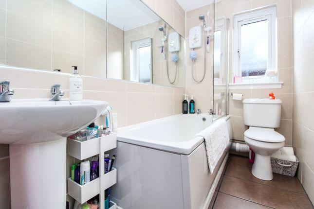 Bathroom of Dunlin Crescent, Aberdeen AB12