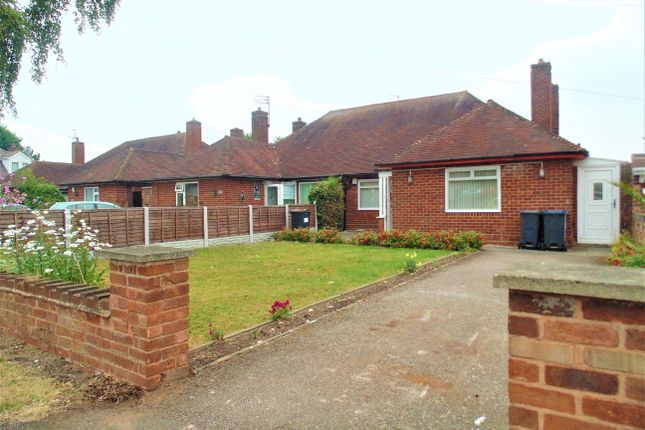 Thumbnail Semi-detached bungalow to rent in Plant Brook Road, Sutton Coldfield