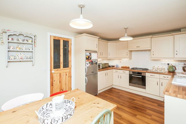 Kitchen Area of Aston Drive, Newhall, Swadlincote, Derbyshire DE11