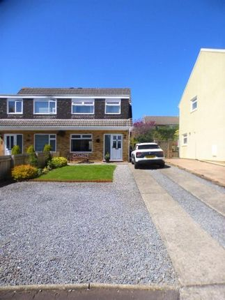 Thumbnail Property for sale in Cwrt-Yr-Aeron, Cwmrhydyceirw, Swansea