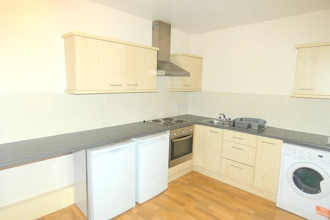 Thumbnail Flat to rent in Kirkby Folly Road, Sutton-In-Ashfield