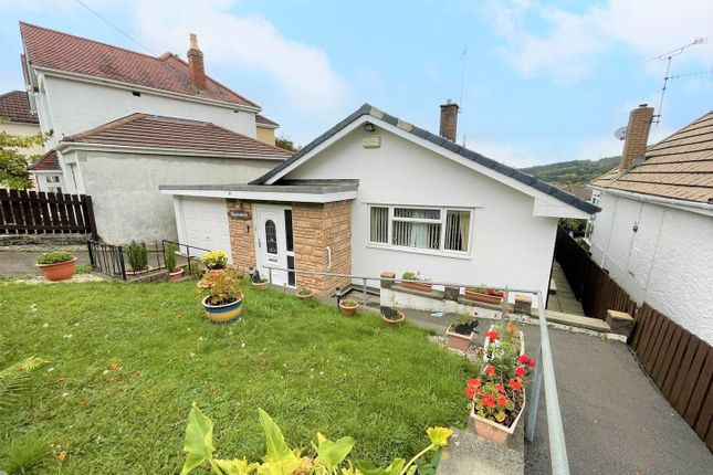 Thumbnail Detached bungalow for sale in Gelli Crescent, Risca, Newport