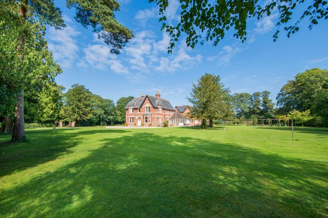 Thumbnail Detached house for sale in Chilton, Sudbury, Suffolk