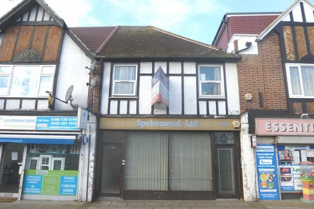Thumbnail Retail premises for sale in Church Lane, Kingsbury, London