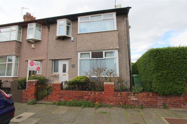 Thumbnail Semi-detached house for sale in Guernsey Road, Stoneycroft, Liverpool