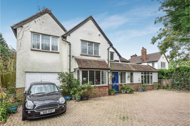 Thumbnail Detached house for sale in Triggs Lane, Woking