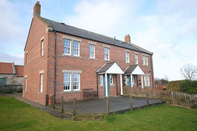 Thumbnail Semi-detached house for sale in The Avenue, Seaton Sluice, Whitley Bay